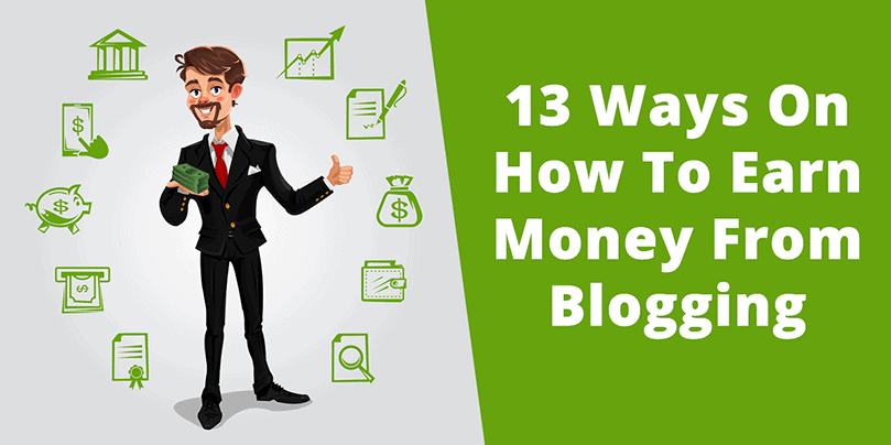 Ways to Earn Money from Blogging