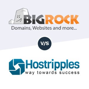 BigRock vs Hostripples
