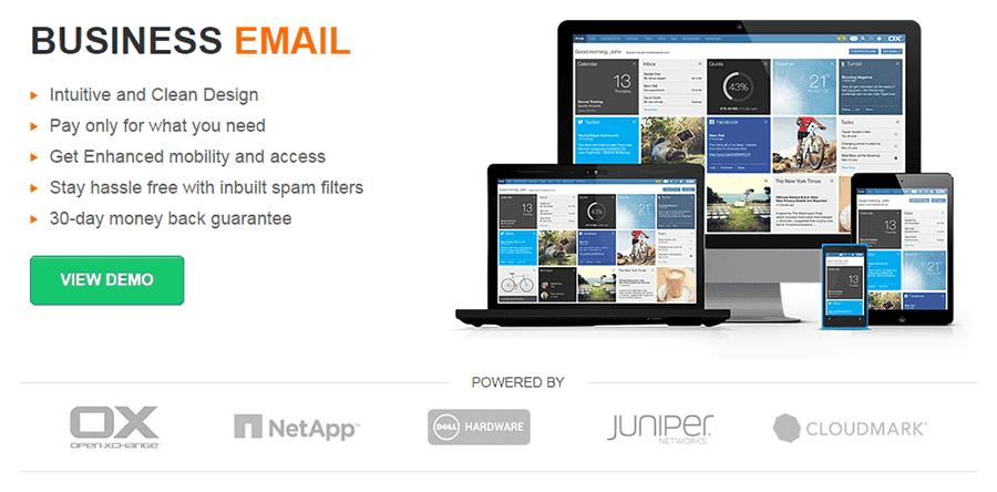 BigRock Email Hosting
