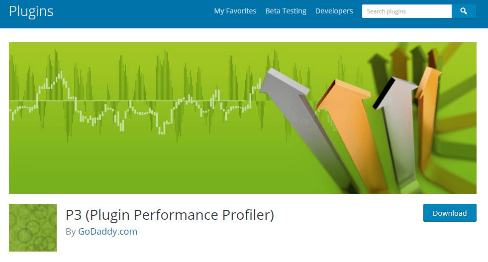 P3 Plugin Performance Profiler - WordPress Plugins