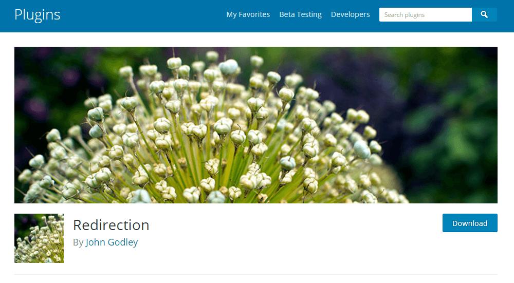 Redirection - WordPress Plugins