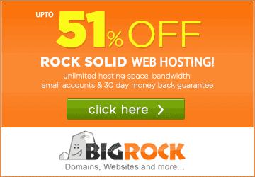 bigrock coupons